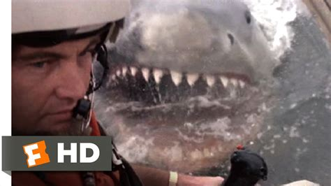 jaws 2 boat attack jaws 2 8 9 movie clip helicopter attack 1978 hd