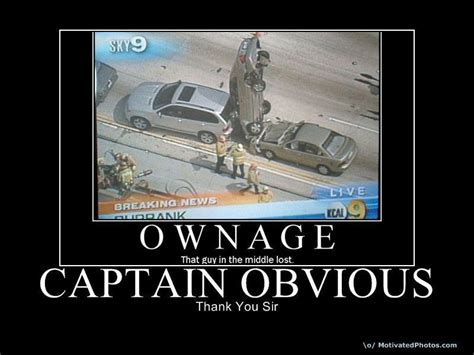 Thanks Captain Obvious Meme - image 49293 captain obvious know your meme