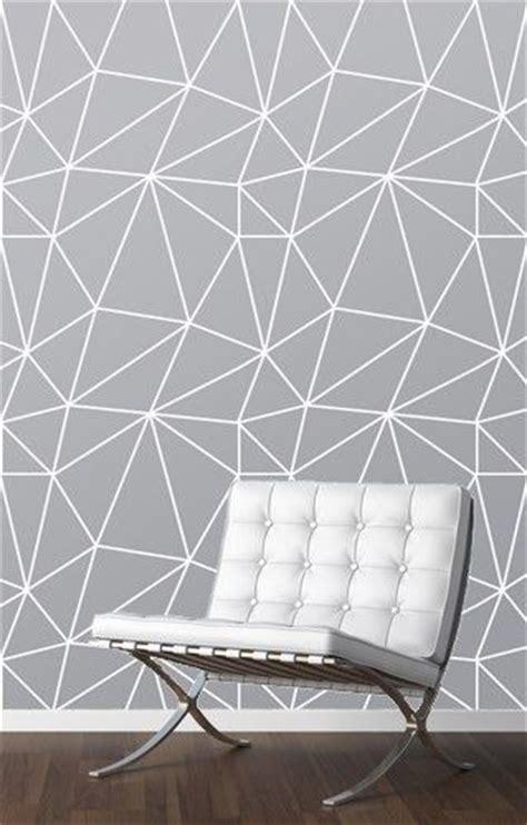 pattern tape wall art 25 best ideas about geometric wall art on pinterest