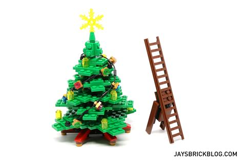 how to make a lego christmas tree review lego 10249 winter shop 2015