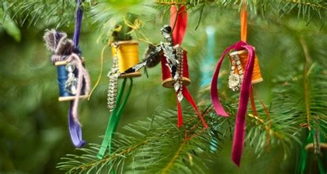 recycling ornament school prjuect ideas 17 recycled craft ideas for tree ornaments