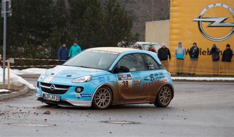 Auto Deppe by Adac Opel Rallye Cup 2013 Erfolgreiche Premiere F 252 R Teams
