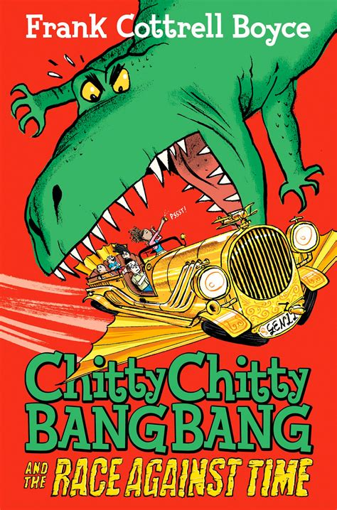 chitty chitty and the race against time ian