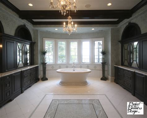 Dream Master Bath Traditional Bathroom chicago by Project Partners Design