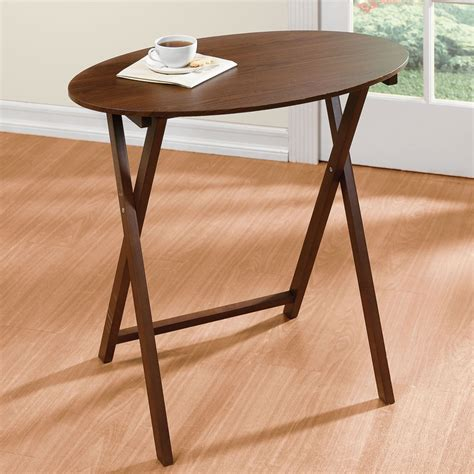 folding sofa snack table folding snack tables great snack table ideas home