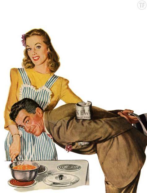 femme au foyer 1960 le guide de la parfaite femme au foyer dans les 233 es 50