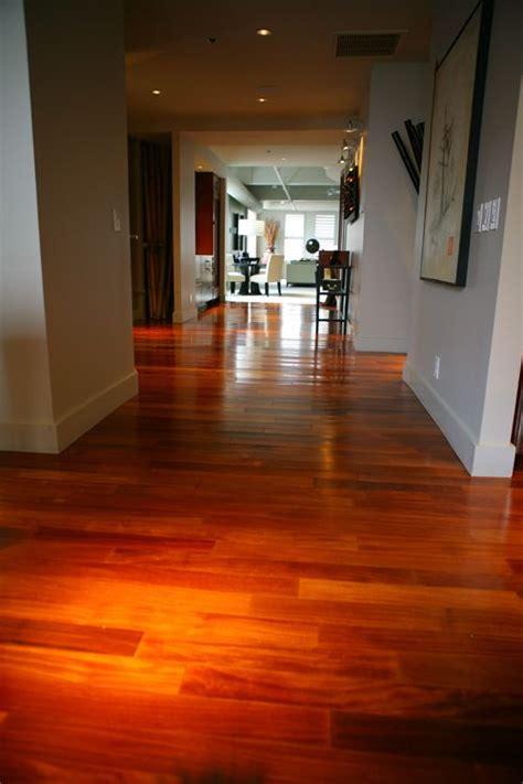 brazilian cherry flooring ideas  pinterest