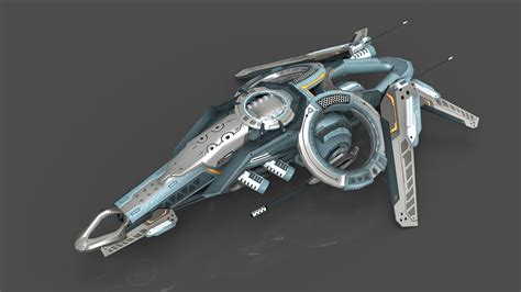 model drone with 3d model cybertech drone pack 10 low poly textured