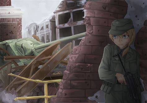 Anime 2 World War by Amatsubu Image 1408159 Zerochan Anime Image Board