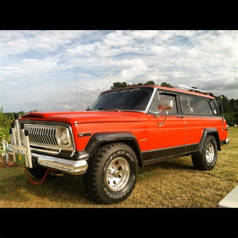 My 1977 Jeep Cherokee Chief S For Hubby Pinterest