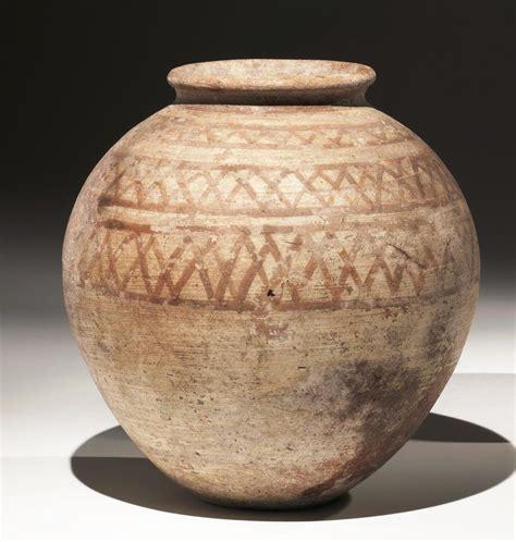 vaso romano antico olla italo geometrica archeologia classica ed egizia