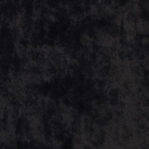Upholstery Fabric Black by Black Plain Solid Microfiber Upholstery Fabric