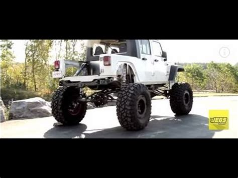 jeep rattle trap mbrp diesel jeep project rattle trap build stage 1