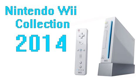 new wii console 2014 nintendo wii collection 2014