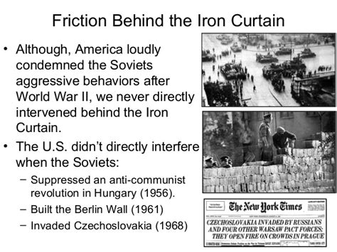 why was the iron curtain important 10 the cold war