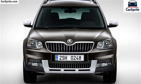 skoda yeti 2015 prices and specifications in car