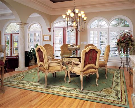 size   dining room rug rug home
