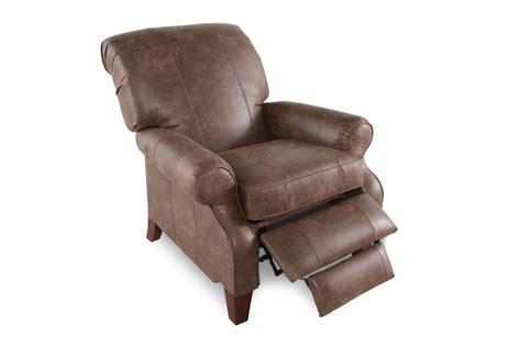 la z boy leather recliner la z boy woodmont silt renew leather recliner mathis
