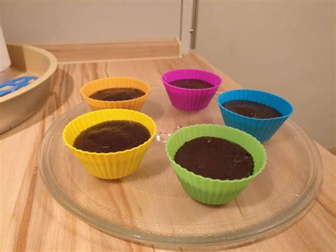 kuchen aus der tasse brownie kuchen aus der tasse rezept mit bild