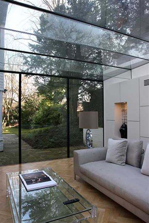 bedroom with glass roof 25 best ideas about glass roof on pinterest glass room