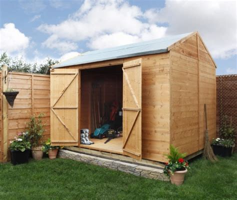versatile strong and lasting billyoh garden sheds