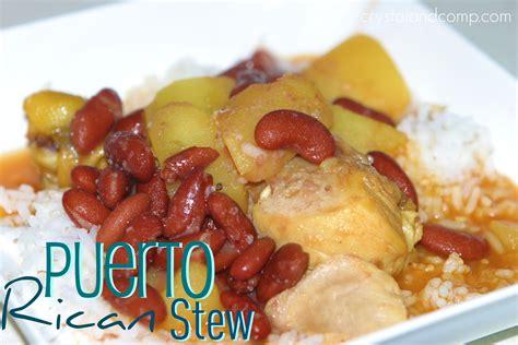 printable puerto rican recipes puerto rican stew crystalandcomp com