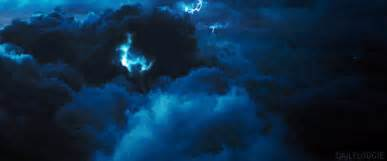 Lightning Gif Flashes Of Blue Lightning Pictures Photos And Images For