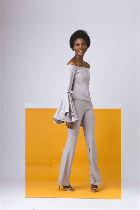 cloths styles from bellanaija presenting the quot backbone quot s s 16 17 collection by sheye