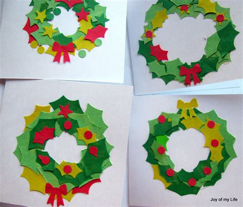 printable paper holly wreath the joy of my life and other things kids craft holly