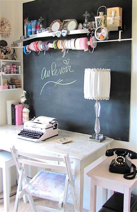 chalkboard home decor 32 smart chalkboard home office d 233 cor ideas digsdigs