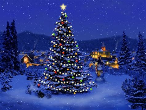 my 3d christmas tree full screen saver software informer
