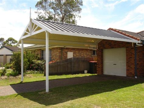 Carport Add Ons add on carports exle pixelmari
