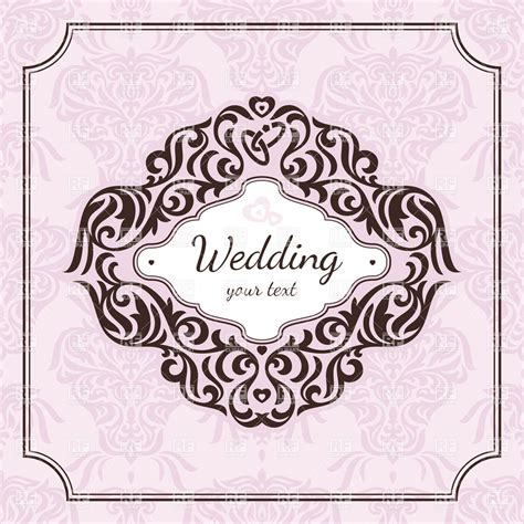 eps format borders vintage wedding borders pictures to pin on pinterest