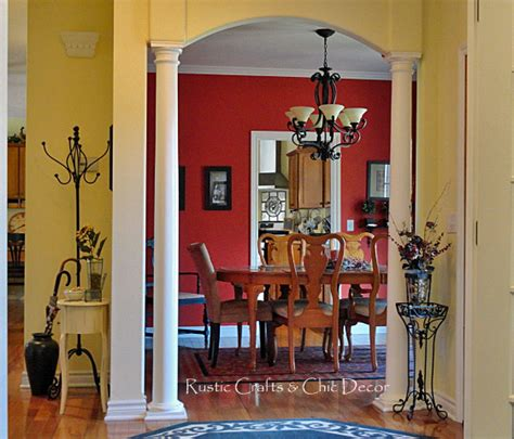 Pillars In Home Decorating by Pillars In Home Decorating Decorating With Columns