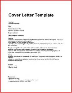 resume cover letter real estate