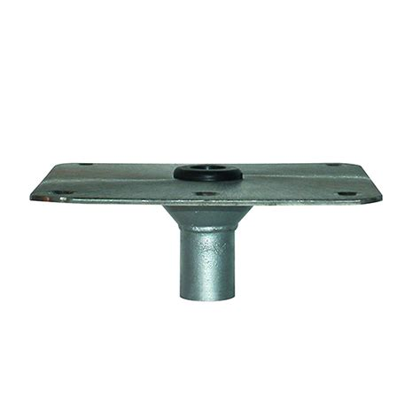 boat seat base plate wise seating king pin seat base plate west marine
