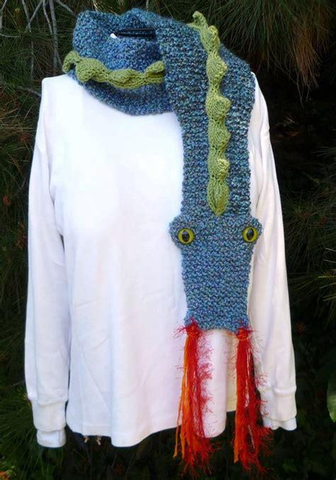 knitting pattern dragon scarf dragon scarf knitting pattern images