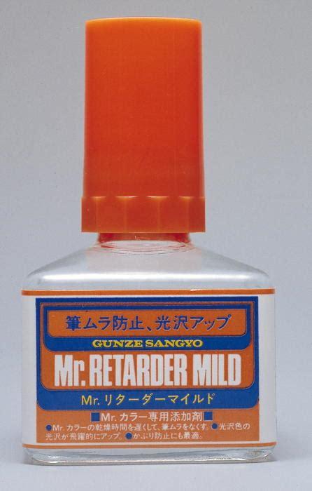 T 105 Mr Retarder Mild 40ml mr retarder mild zpomalova芻 schnut 237 40ml e shop eduard