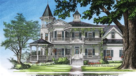 Modern Plantation Homes by Queen Anne Home Plans Queen Anne Style Home Designs From