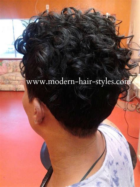 mohawk 27 piece weave hairstyles black women hair styles of bobs pixies 27 piece weaves