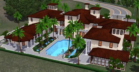 Living Room Drawing sims 3 maison de jupiter island architecture maison