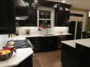 kitchen remodel with cabinets