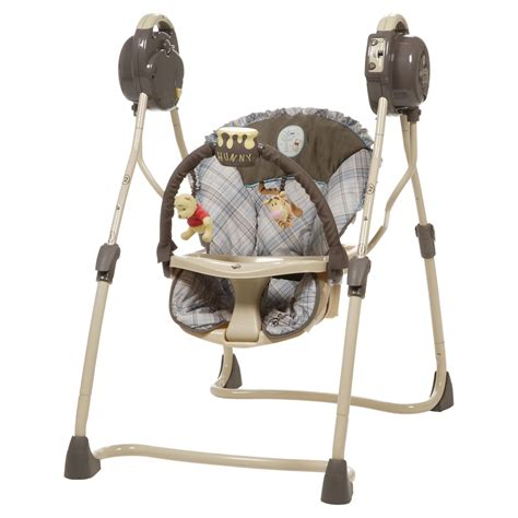 safari baby swing cosco multicolored safari sway n play infant swing baby