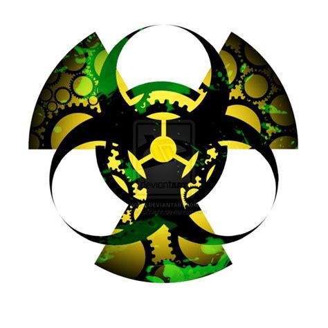 toxic tattoo park jogja 17 best images about radioactive i bio hazard symbols on