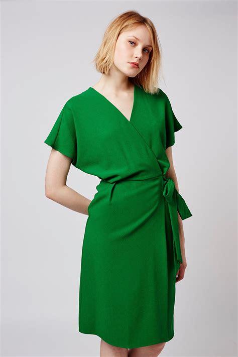 wrap dress topshop - Wrap Dress