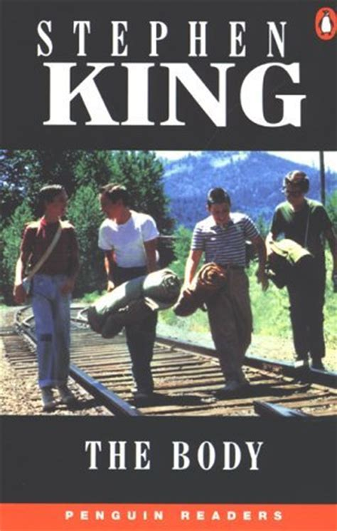 libro the body in the the body by stephen king