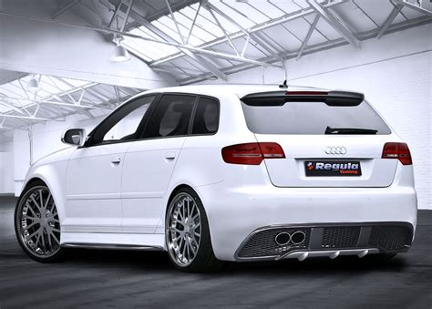 Audi A3 Ebay by Audi A3 8p Sportback 5 Doors Bodykit Kit Front Rear
