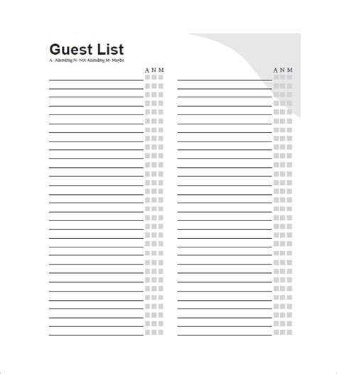 baby shower to do list template to do list template 15 free word excel pdf format