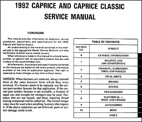 car repair manuals online free 1992 chevrolet lumina apv free book repair manuals service manual online car repair manuals free 1992 chevrolet caprice seat position control