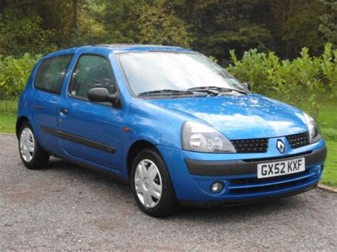 renault clio 2002 what would be considered the worst version of an otherwise